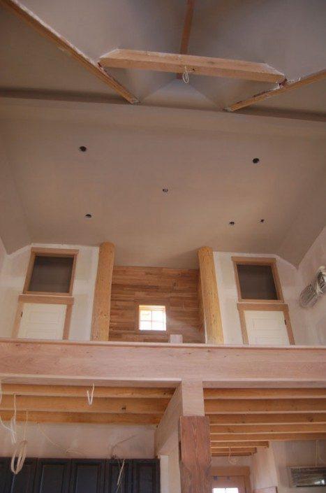 Loft | Green Home | Asheville NC
