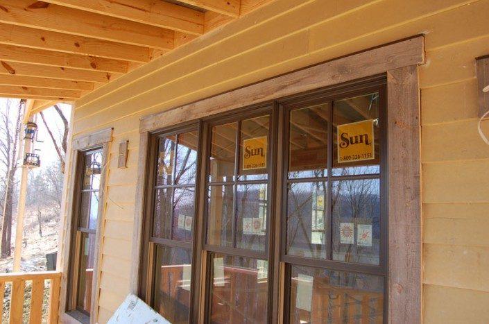 New Windows | Green Home | Asheville