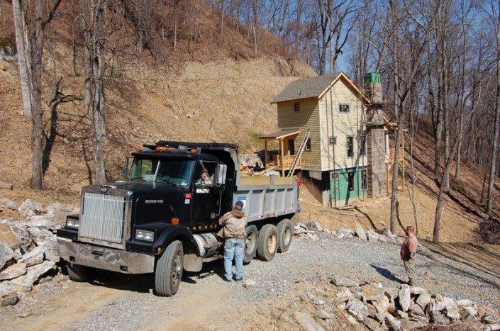 Jade Mountain Builders   WNC
