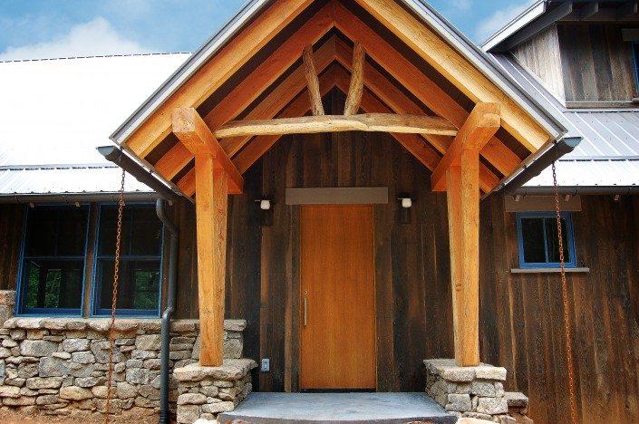 custom NC Green Home