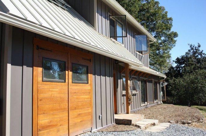 Green House | Jade Mountain Builders | Asheville