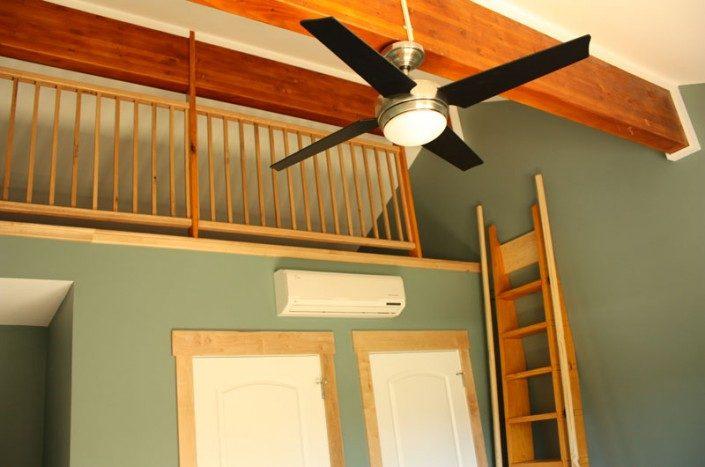 Loft | Green Home | Asheville