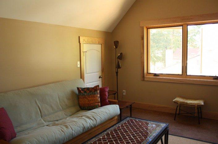 Living Room | Green Built | Asheville