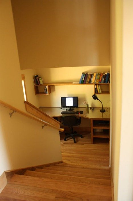 Home Office | Green Built | WNC