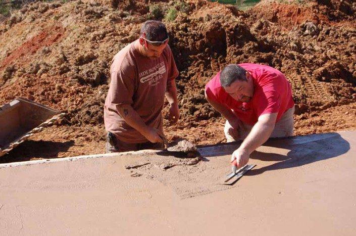 Foundation | Jade Mountain Builders | Asheville NC