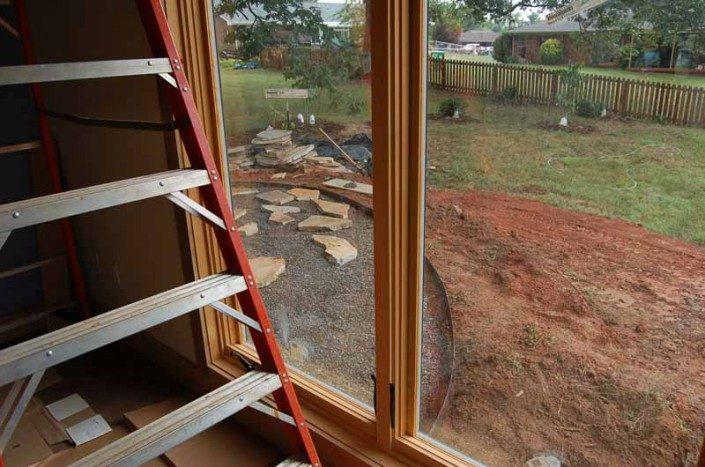Large Windows | Jade Mountain Builders | WNC