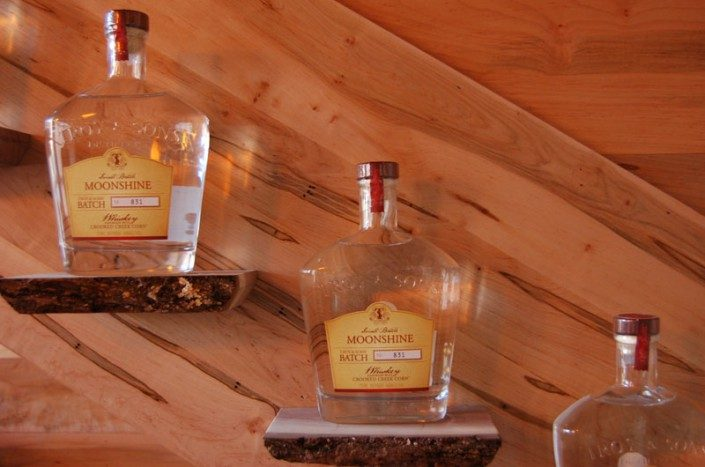 Moonshine Display | Troy & Sons | Green Building