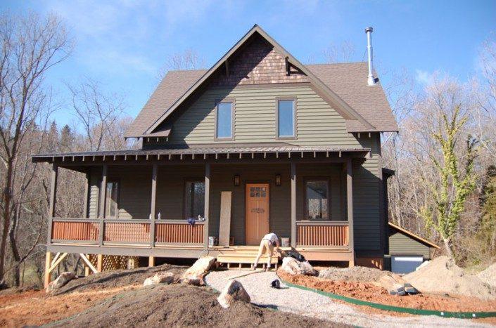 Green Built Home | WNC