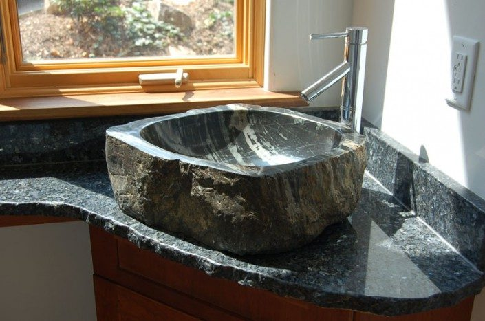 Sink | Green Home | WNC