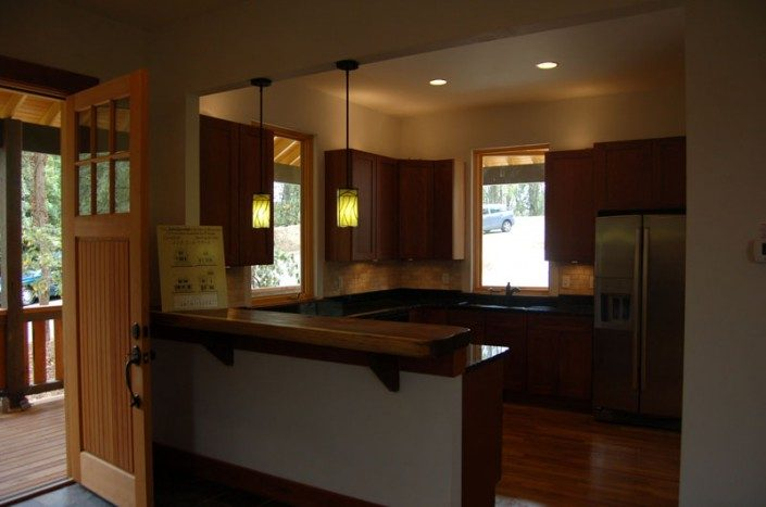 Kitchen | Green Home | WNC