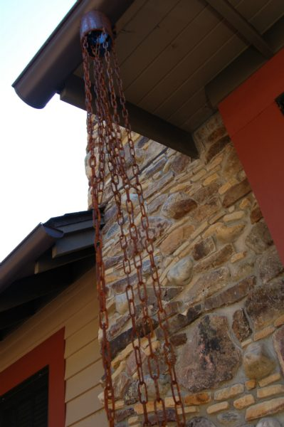Rain Chains | Jade Mountain Builders