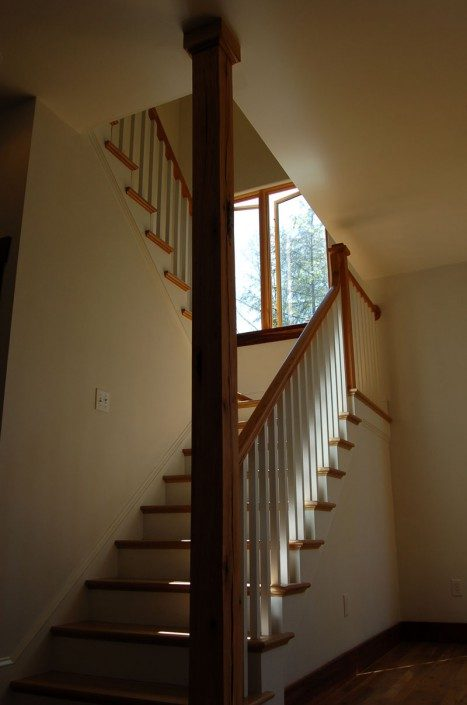 Detail of Stairway | Jade Mountain Builders