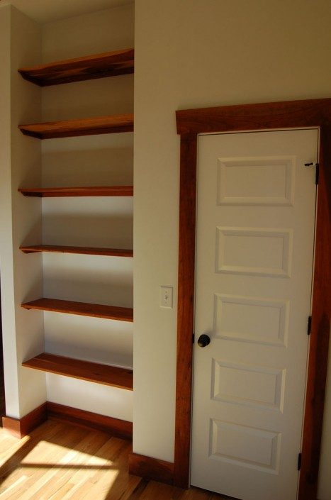 Closet & Built In Shelves | Asheville NC