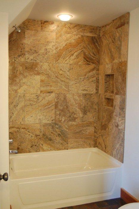Shower | Green Home | Asheville