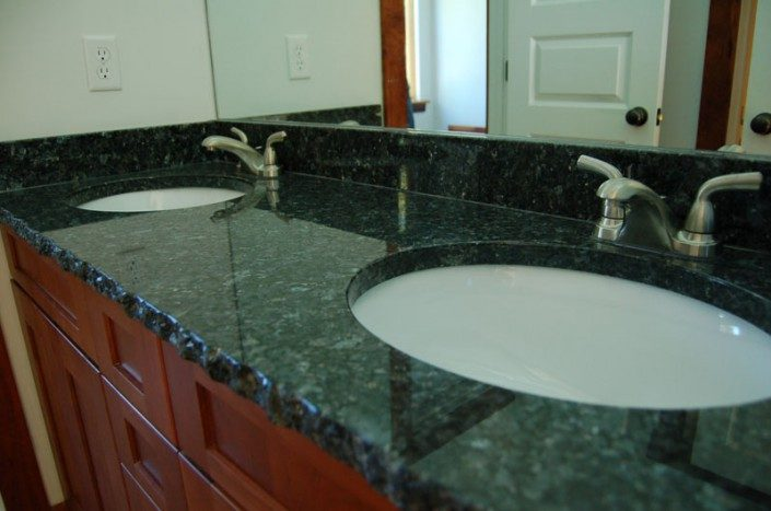 Bathroom Vanity   Green Home Asheville