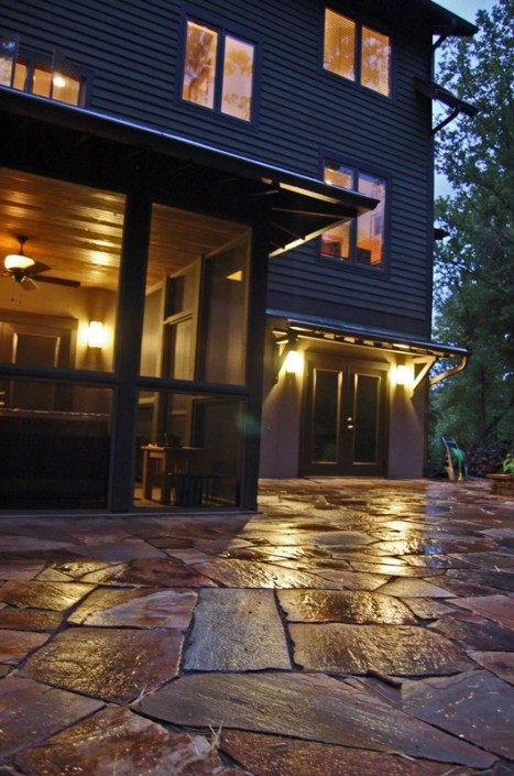 WNC Green Home | Jade Mountain Builders