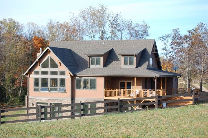 Countryside Home | Green Built | Asheville NC