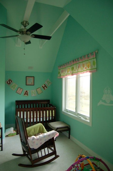 Baby Room | Green Built | NC