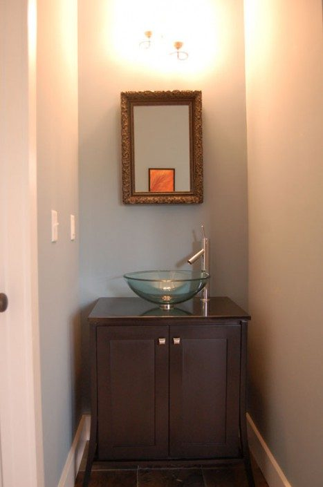 Vanity | Green Built Home | Asheville NC
