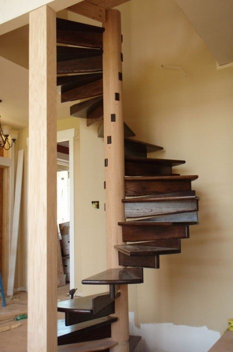 Making of Spiral Staircase | Jade Mountain Builders
