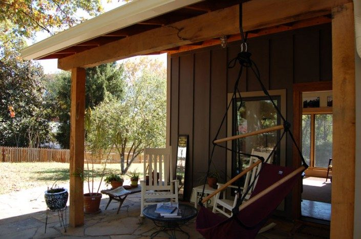 Porch | Jade Mountain Builders | WNC