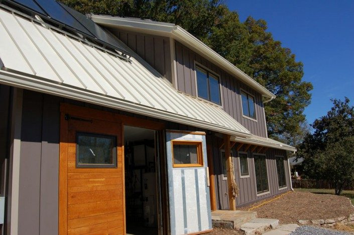 Barn Doors | WNC | Jade Mountain Builders