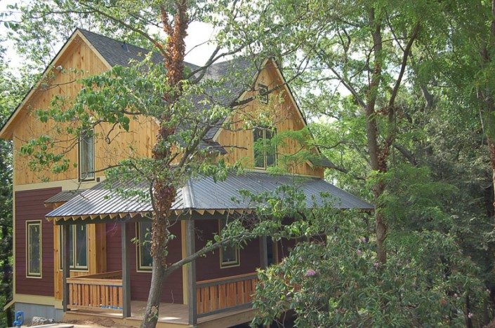 Sustainable Home   Asheville NC