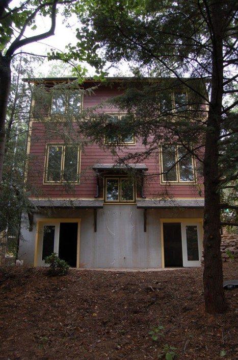 Eco-friendly Home Asheville NC