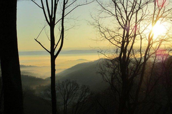 Blue Ridge Mountain View   Green Home   WNC