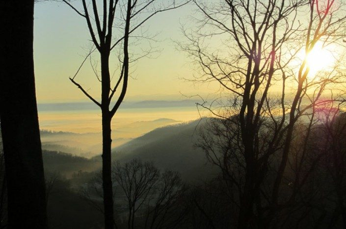 Blue Ridge Mountain View | Green Home | WNC