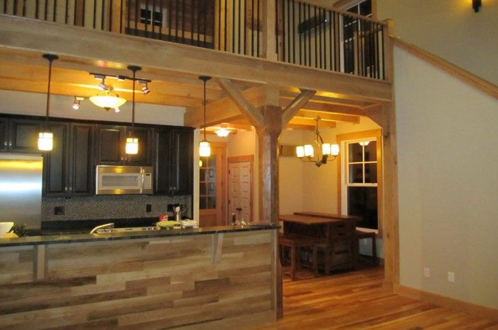 Eat-in Kitchen | Green Built | WNC