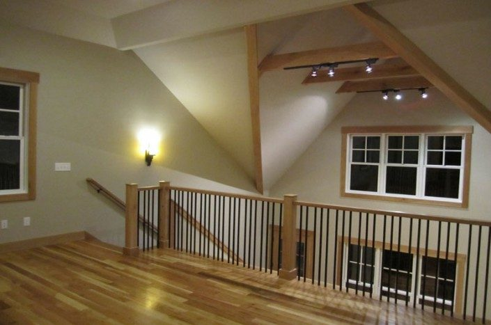 Loft | Sustainable Home | Asheville