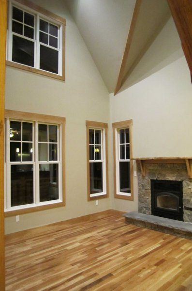 Eco-friendly Home | WNC | Jade Mountain Builders
