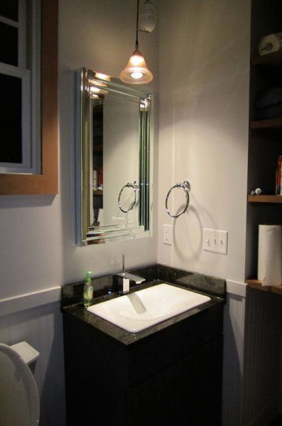 Bathroom | Eco-friendly Home | WNC