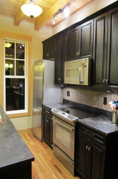 Kitchen | Green Home | Asheville