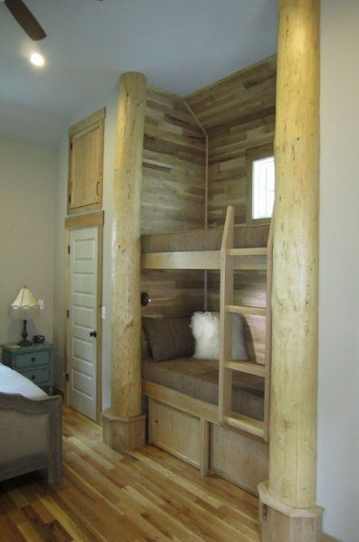 Built In   Loft   Asheville NC