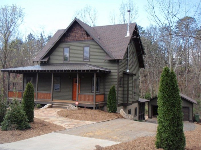 Eco-friendly Home | Asheville NC