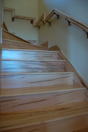 Staircase | WNC | Green Building