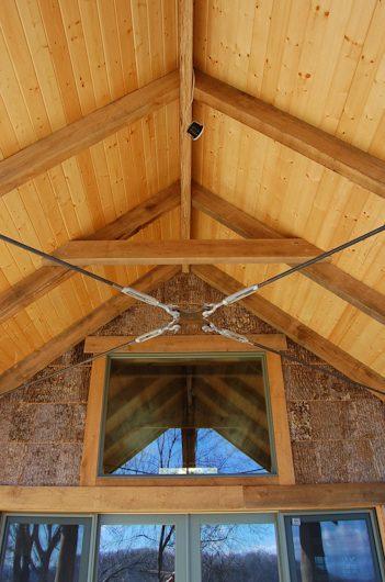 Porch | Green Building | Jade Mountain Builders