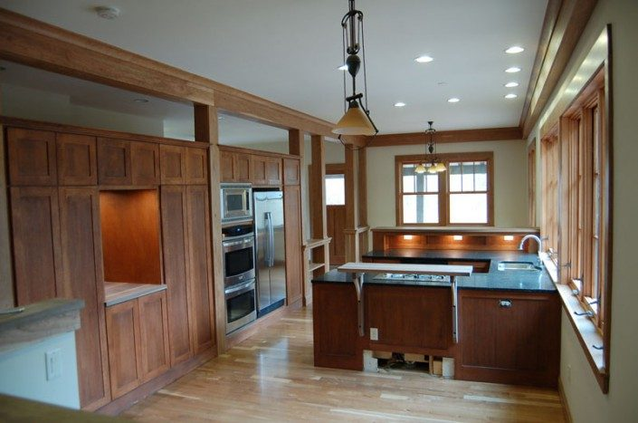 Craftsmanship | Green Home | WNC