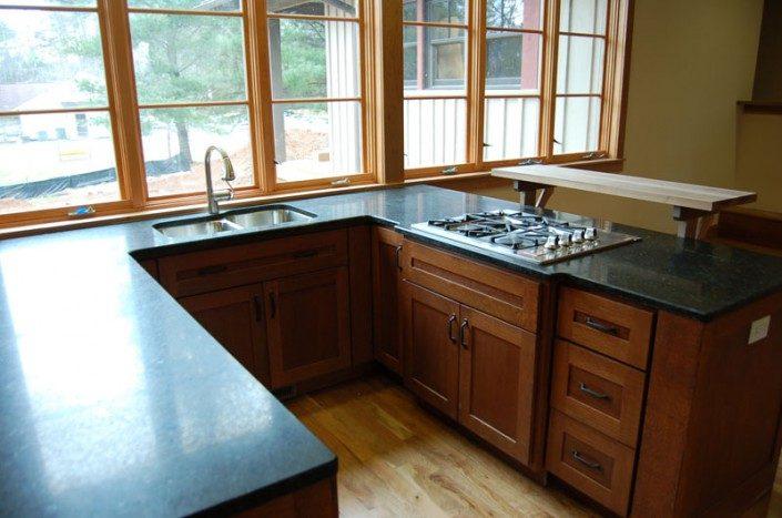 Kitchen | Green Home | WNC