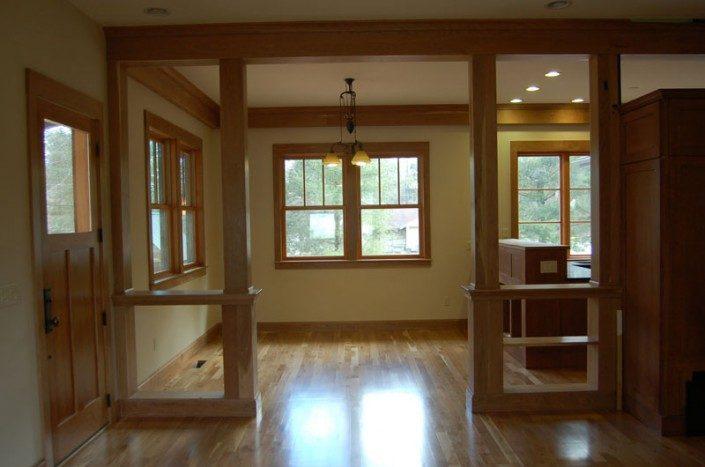 Breakfast Room | Jade Mountain Builders | WNC