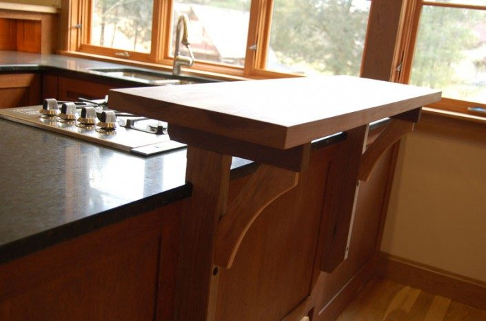 Kitchen Counter | Jade Mountain Builders | WNC