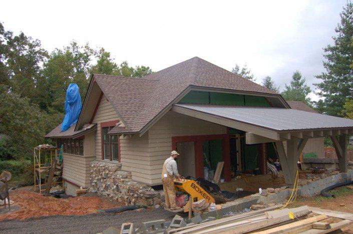 Jade Mountain Builders | WNC | Green Home