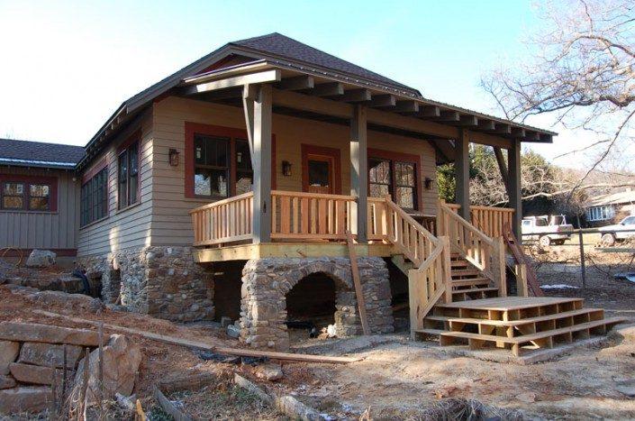 Jade Mountain Builders | WNC | Green Home