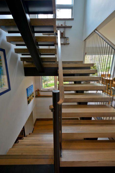 modern staircase olivette